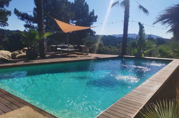 Zwembad Casa la Vida